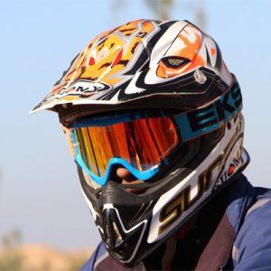Motokrosové helmy