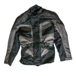Dlouhá textilní bunda Brixton