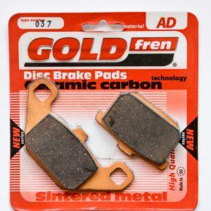 Brzdové destičky Goldfren 037 AD