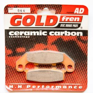 Brzdové destičky Goldfren 044 AD