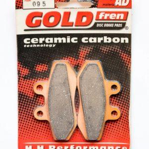 Brzdové destičky Goldfren 095 AD