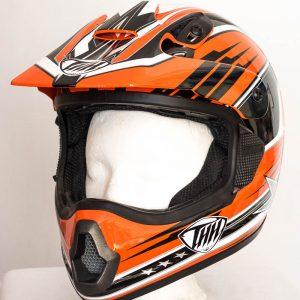 Cross helma THH TX 10 - oranžová