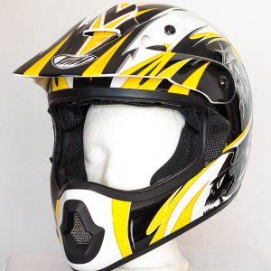 Cross helma THH TX 10 - žlutá