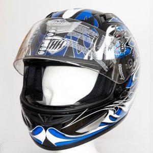 Integrální helma THH TS41 Dragon - modrá