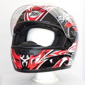 Integrální helma THH TS38 - červená
