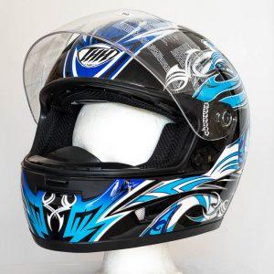 Integrální helma THH TS38 - modrá