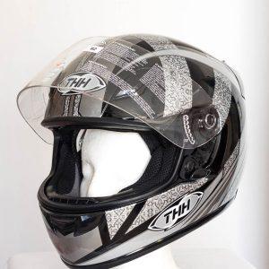 Integrální helma THH TS40 - černá