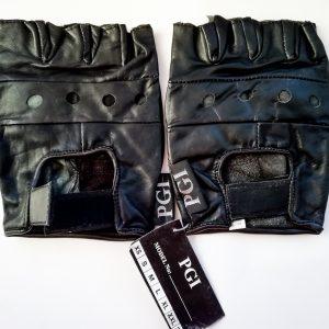 Kožené rukavice PGI - bezprsté