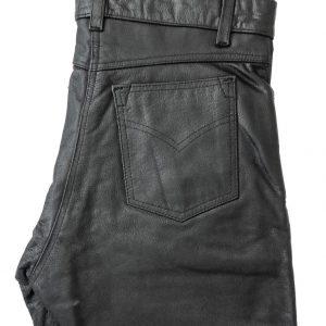 Kořené kalhoty Brixton - zapínání na knoflík