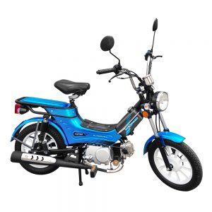 Moped MP Korado SUPERMAXI 50 EFI modrý