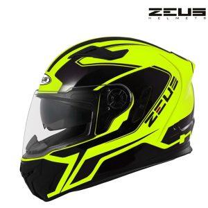 Integrální helma Zeus Yellow